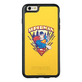 電気のスーパーマン オッターボックスiPhone 6/6S PLUSケース