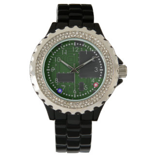 電気サーキットボード 腕時計