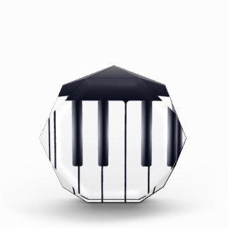電気ピアノ 表彰盾