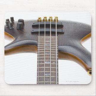 電気ベースギター マウスパッド