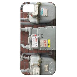 電気メートルの電話箱 iPhone SE/5/5s ケース