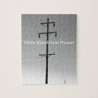 電気ヴィンテージアリゾナ ジグソーパズル