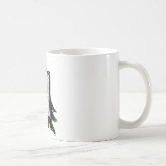 電気出口の男女共学 コーヒーマグカップ