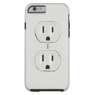 電気出口のiPhone6ケース ケース