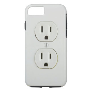 電気出口のiPhone 7の場合 iPhone 8/7ケース
