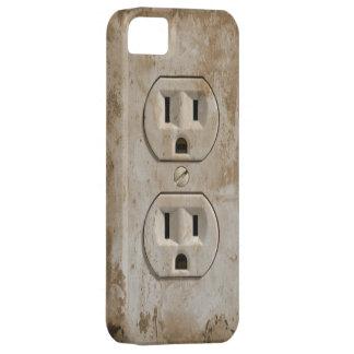 電気出口 iPhone SE/5/5s ケース