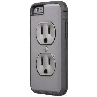電気出口 TOUGH XTREME iPhone 6 ケース