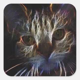 電気子猫 スクエアシール