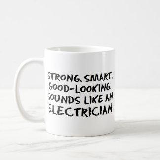 電気技師の音 コーヒーマグカップ