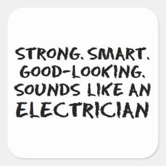 電気技師の音 スクエアシール