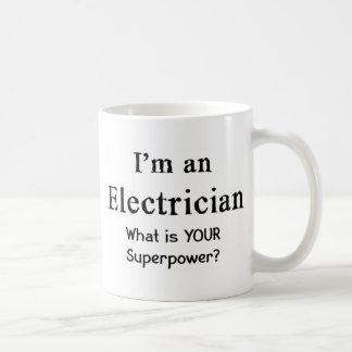 電気技師 コーヒーマグカップ