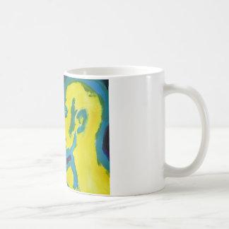 電気接吻 コーヒーマグカップ