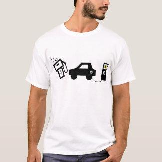 電気殺害 Tシャツ