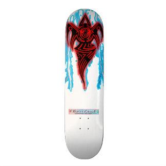 電気種族のグラフィックのスケートボード スケートボード