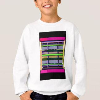 電気窓 スウェットシャツ