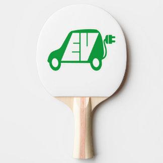 電気自動車アイコンロゴ-卓球ラケット 卓球ラケット