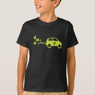 電気自動車 Tシャツ