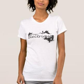 電気雨 Tシャツ