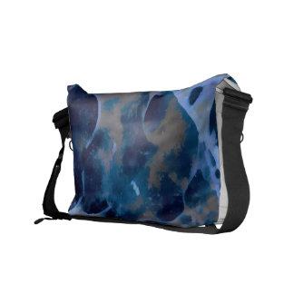 電気青いオウムガイ クーリエバッグ