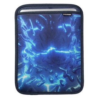 電気青 iPadスリーブ