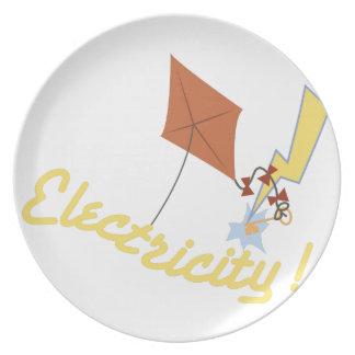 電気 プレート