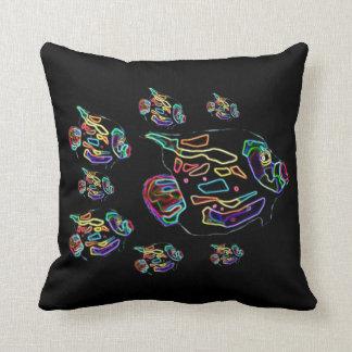 電気Angelfishの装飾的な枕 クッション