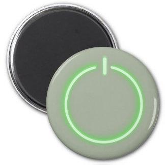 電源スイッチの磁石 マグネット