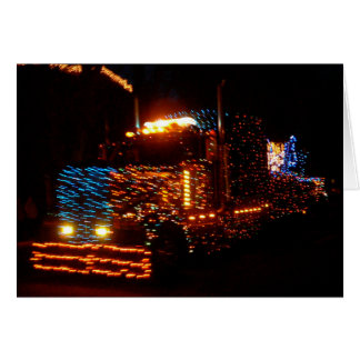 電灯パレード、ラスベガス、NM カード