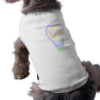 電球のリサイクル ペット服