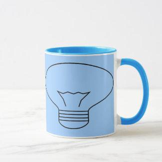 電球の時 マグカップ