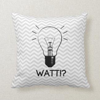 電球の枕 クッション