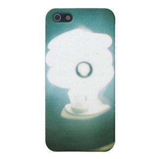 電球 iPhone SE/5/5sケース
