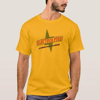 電解物! Tシャツ