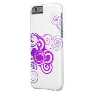 電話カバーのためにねじれることを用いる点 BARELY THERE iPhone 6 ケース
