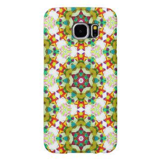 電話カバーのための美しいパターンデザイン SAMSUNG GALAXY S6 ケース