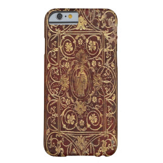 電話カバー-旧式な本-パトリキウス BARELY THERE iPhone 6 ケース