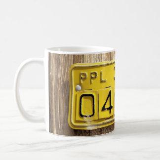 電話ポスト コーヒーマグカップ