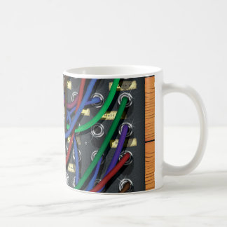電話交換 コーヒーマグカップ