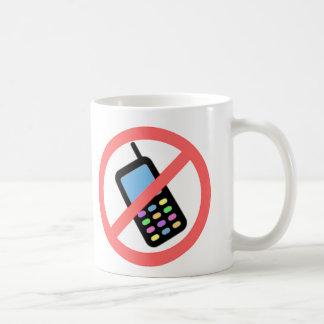 電話無し! コーヒーマグカップ