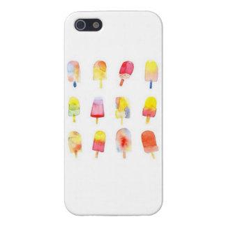 電話箱のアイスキャンデー iPhone 5 CASE