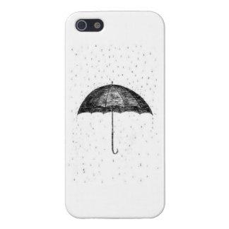 電話箱の傘 iPhone 5 ケース