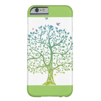 電話箱生命の樹 BARELY THERE iPhone 6 ケース