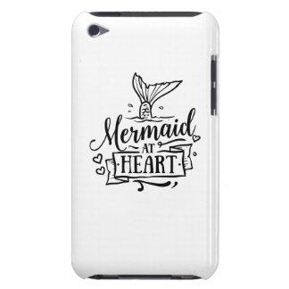 電話箱-ハートの人魚 Case-Mate iPod TOUCH ケース
