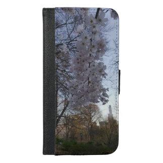 電話箱-公園の… iPhone 6/6S PLUS ウォレットケース
