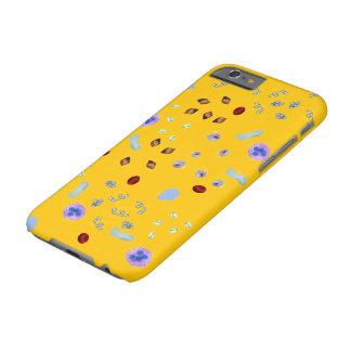 電話箱(多くのモデル) -尿の微粒子 iPhone 6 ベアリーゼアケース