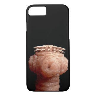電話箱- Spirometraのerinaceieuropaeiのサナダムシ iPhone 7ケース