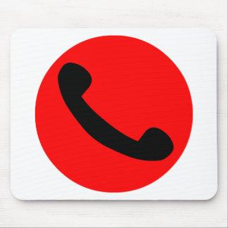 電話記号 マウスパッド