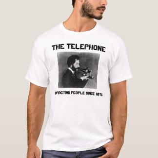 電話 Tシャツ