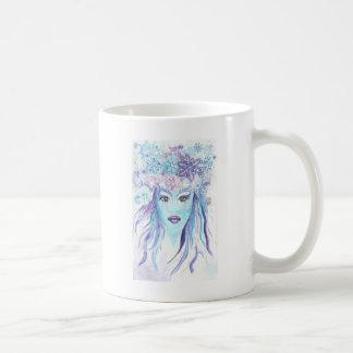 震え コーヒーマグカップ