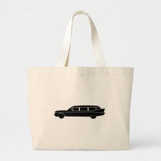 霊柩車 ラージトートバッグ